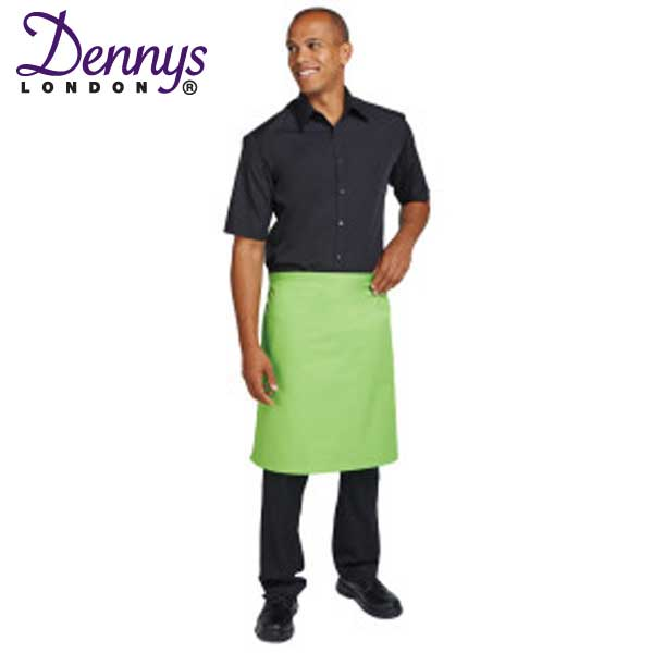 Dennys Multi-Coloured Waist Apron