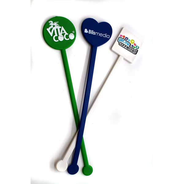 Shaped Cocktail Drinks Stirrers