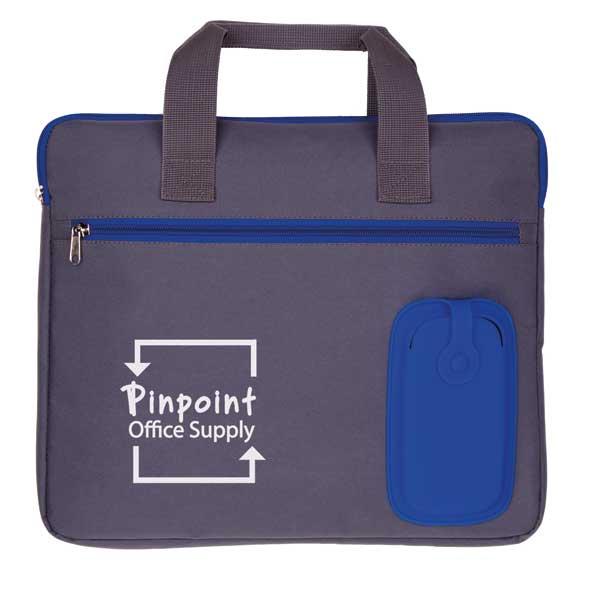 Soft Tech Laptop Briefcase