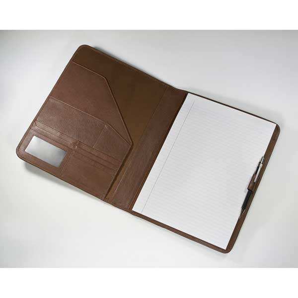 Melbourne Nappa Leather Conference Folder