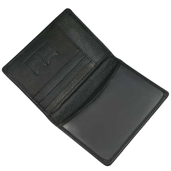 Melbourne Nappa Leather Passport Holder