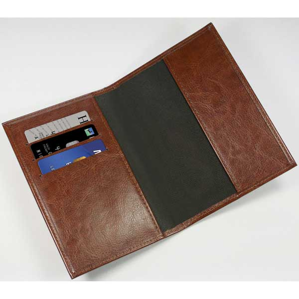 Darwin PU Passport Wallet
