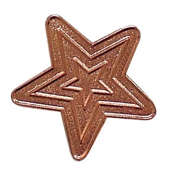 Metal Relief Badge