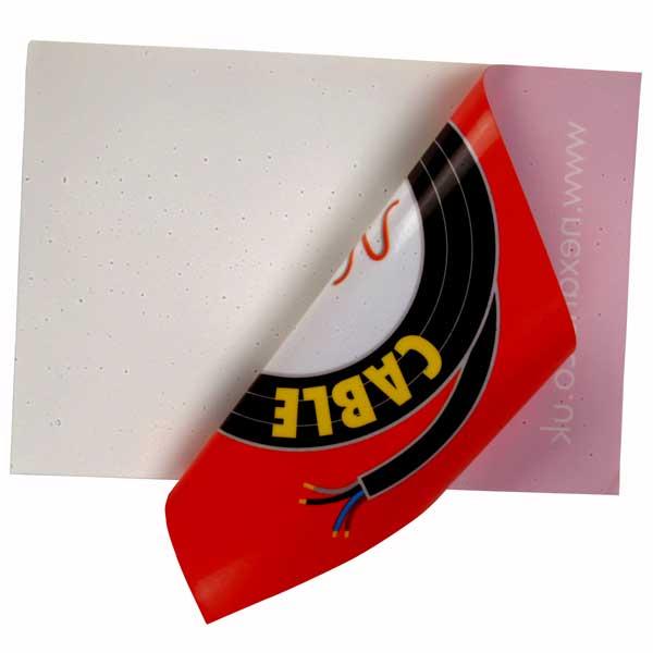 Window Sticker 200 sq cm  Full Colour