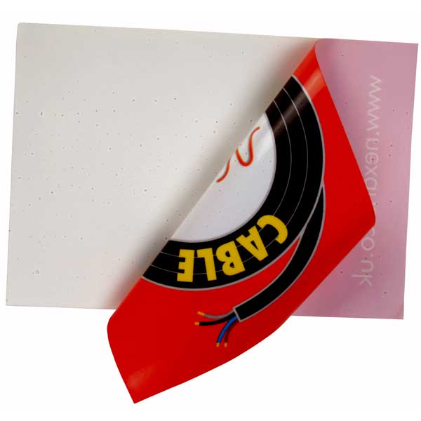 Window Sticker 130cm Full Colour