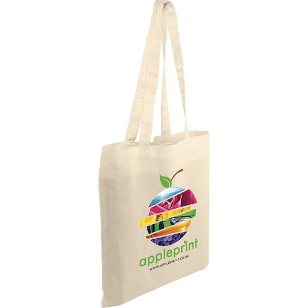 Kingsbridge Full Colour 5oz Cotton Tote Bag