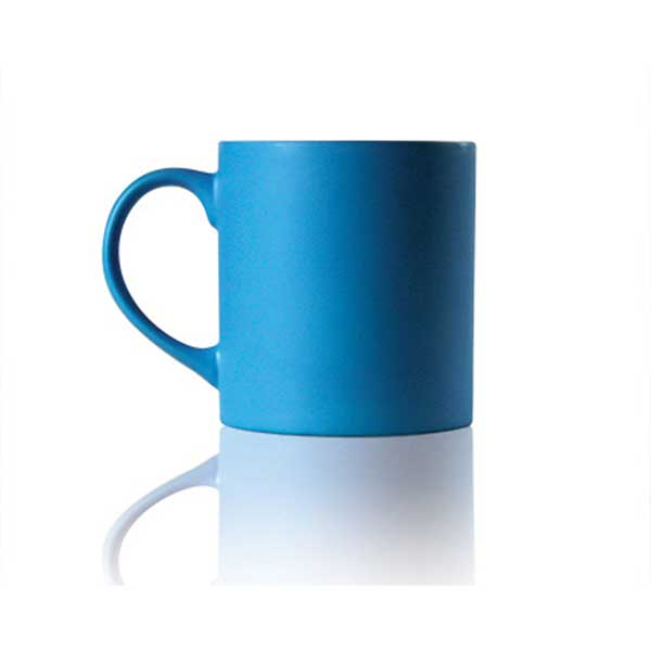 Dinky Durham ColourCoat Earthenware Mug