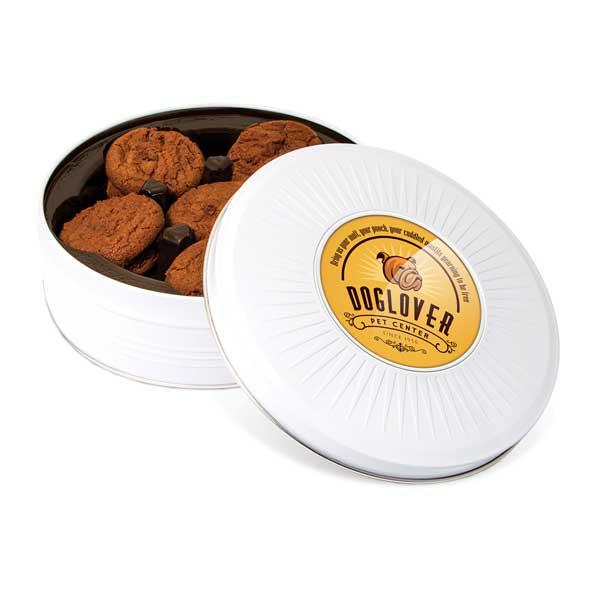 Sunray Share Tin Belgian Chocolate Chip Cookies