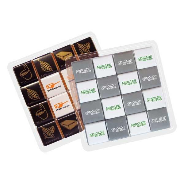 Box Of 16 x Neopolitan Chocolates