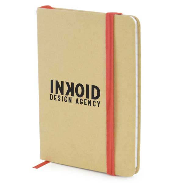 A7 Natural Recycled Notepad