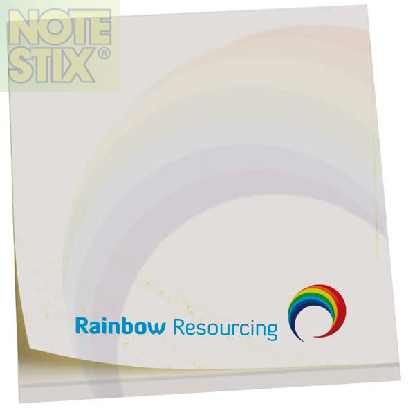 Square NoteStix Adhesive Pads 75 x 75mm