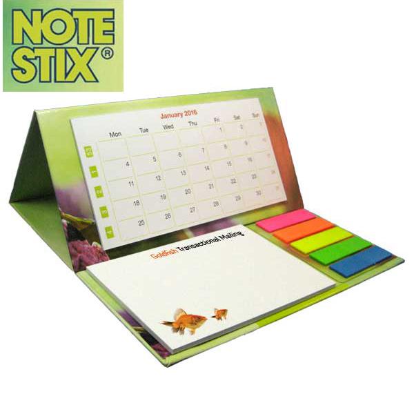 NoteStix Calendar Easel Set
