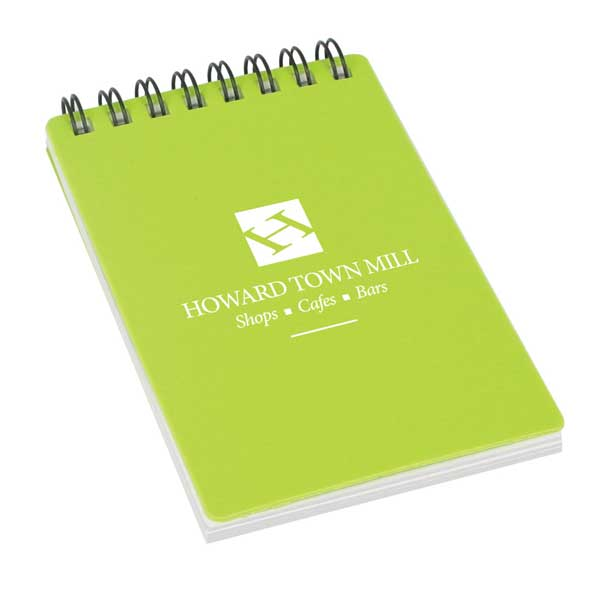 A6 Enviro-Smart Polyprop Pop Wiro Notebook