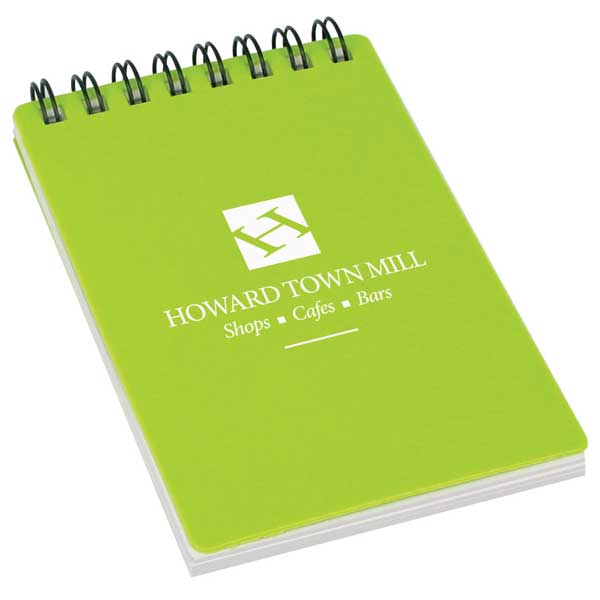 A7 Enviro-Smart Polyprop Pop Wiro Notebook