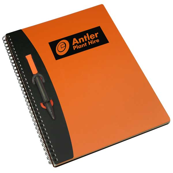 A4 Wiro-Smart Mix n Match Notebook