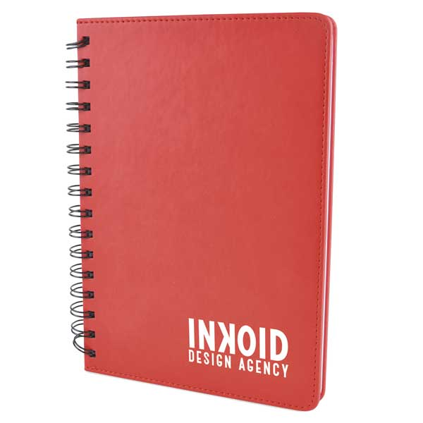 A5 Wiro Bound Notebook