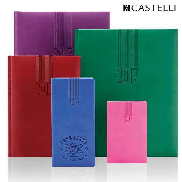 Castelli Tucson Portrait Pocket Weekly Diary