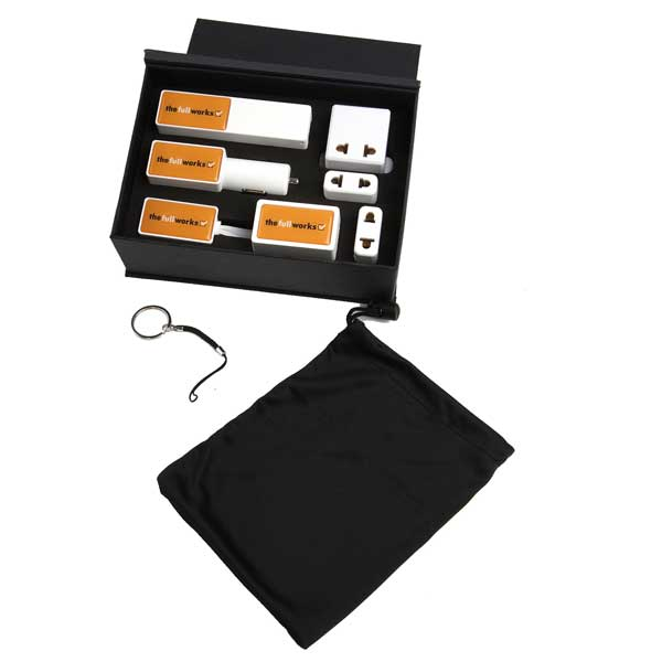 PowerTrip Premium Travel Set
