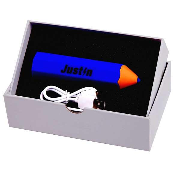 Battery Or Pencil Powerbank