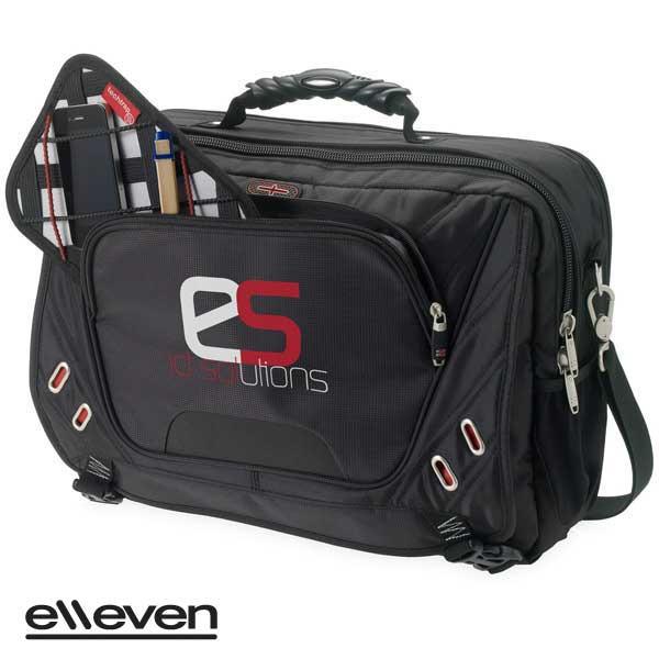 Elleven Proton Computer Messenger Bag