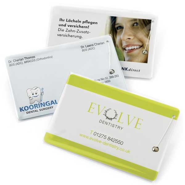 Dental Floss Credit Card