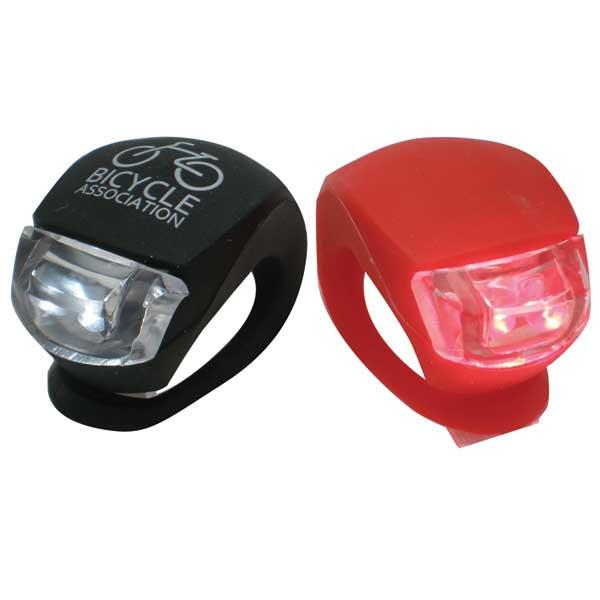 Silicone Bike Light