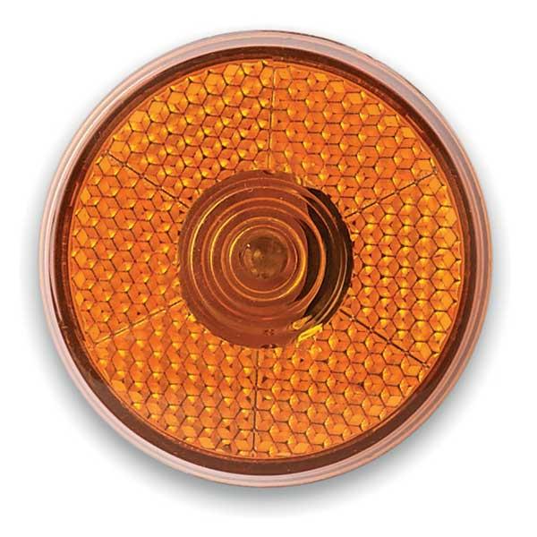 Round Blinking LED Light