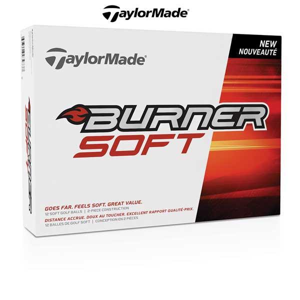 TaylorMade Burner Golf Ball