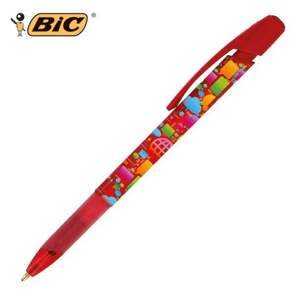 BIC Media Clic Grip Digital Ballpen