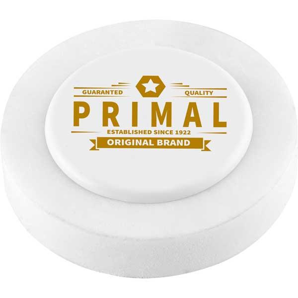 Circular Eraser with Plastic Insert