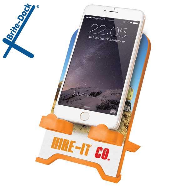 Brite-Dock Phone Stand