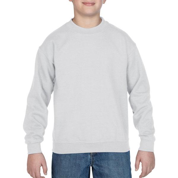 Gildan Childrens Heavy Blend Crewneck Sweatshirt