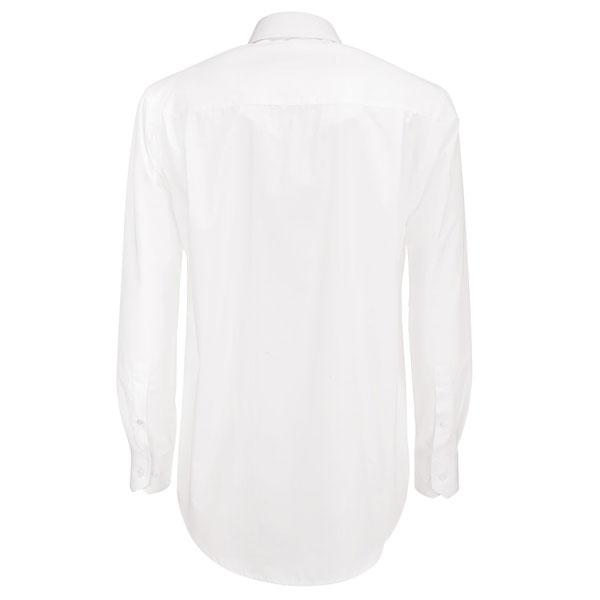 B&C Mens Smart Long Sleeve Shirt