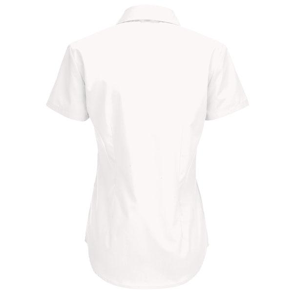B&C Ladies Smart Short Sleeve Shirt