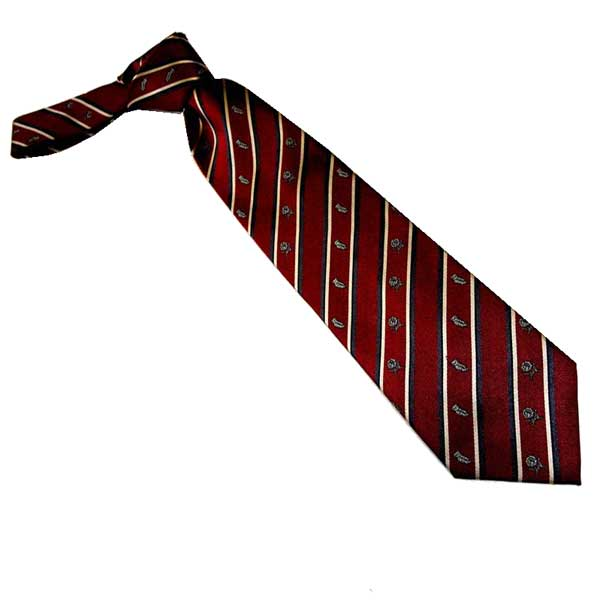 Polyester Jacquard Woven Tie