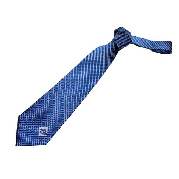 UK Polyester Jacquard Woven Tie