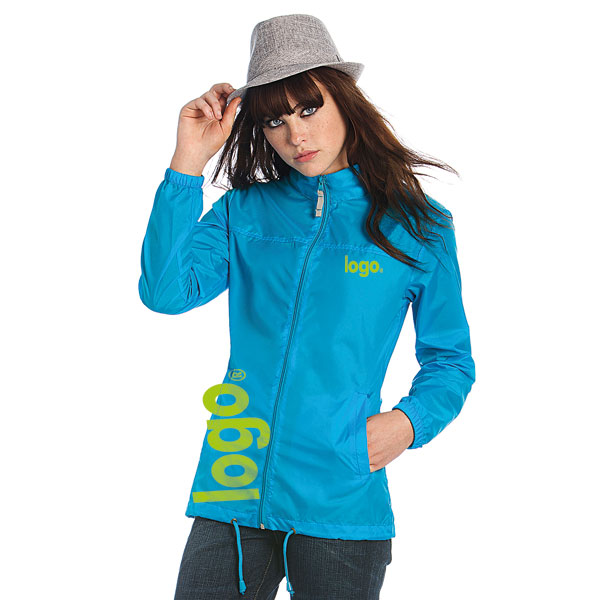 B&C Sirocco Ladies Lightweight Jacket