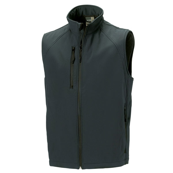 Russell Mens Softshell Gilet