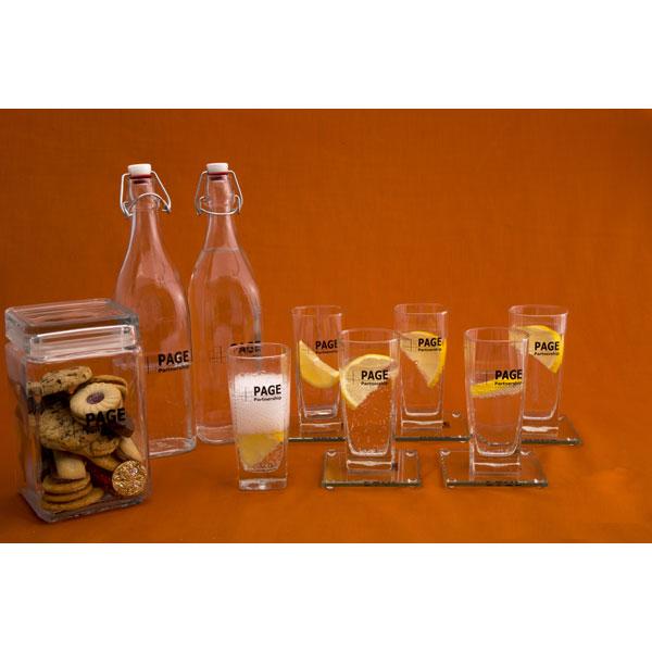 Glass Office Set Bundle