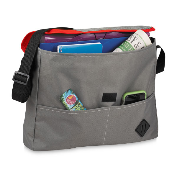 Offset Convention Messenger Bag