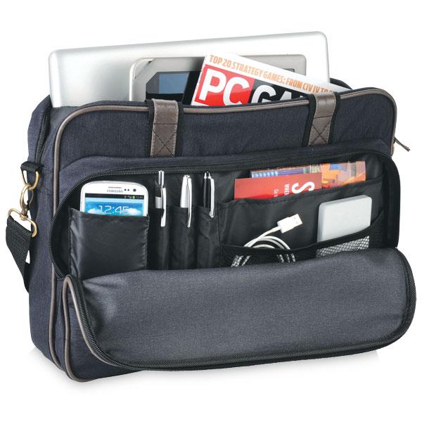 Avenue Capitol Laptop Briefcase