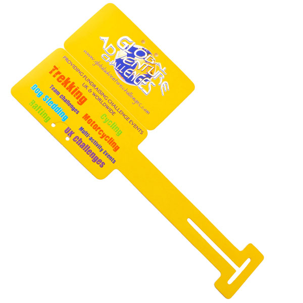 Plastic Luggage Tag