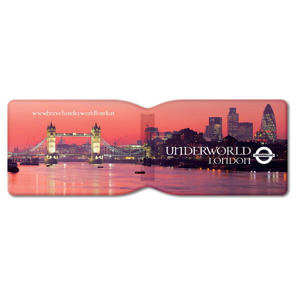 Travel Card Wallet Full Colour