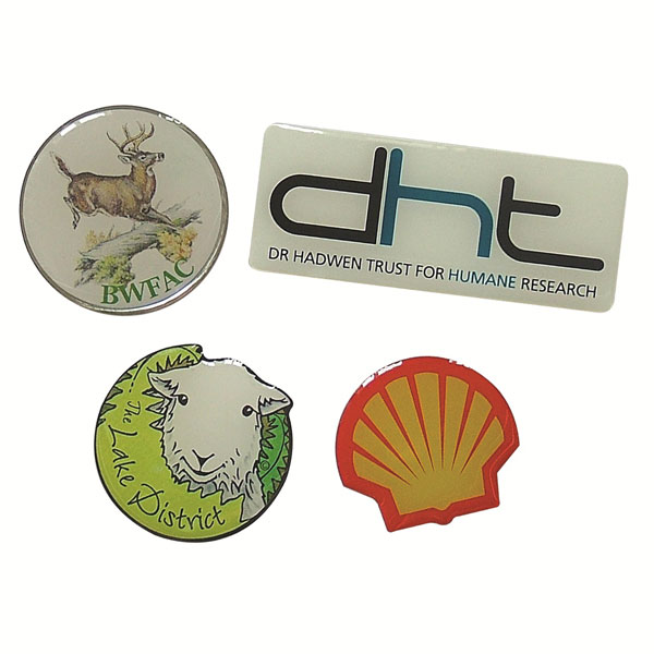 25mm Printed Badge
