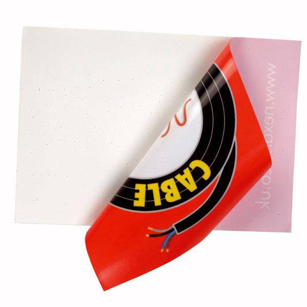 Window Sticker 130 sq cm Full Colour