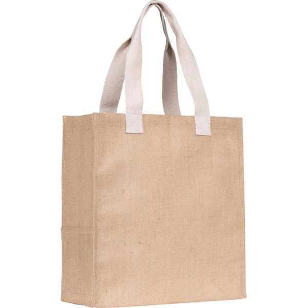 Dargate Natural Jute Shopper