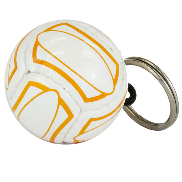 PVC Mini Football Key Ring