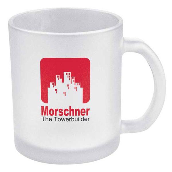 Geneva Glass Coffee Mug