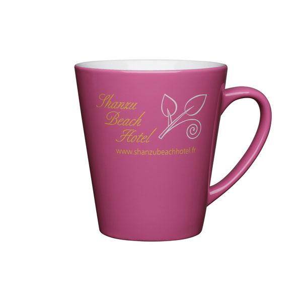 Latte ColourCoat Mug