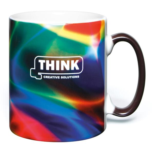 Satin Colour Change Mug
